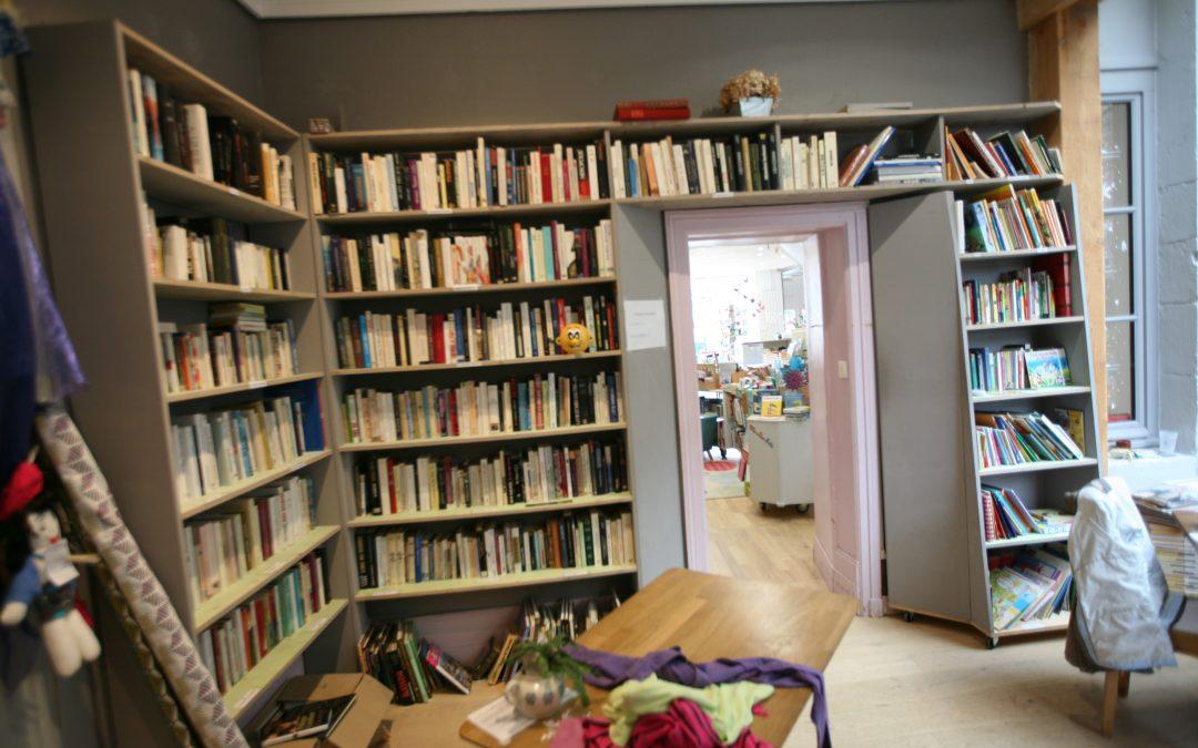 Formation «une librairie dans un tiers lieu»