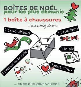 Participez au Noël Solidaire initié par La Croix Rouge Limoges !