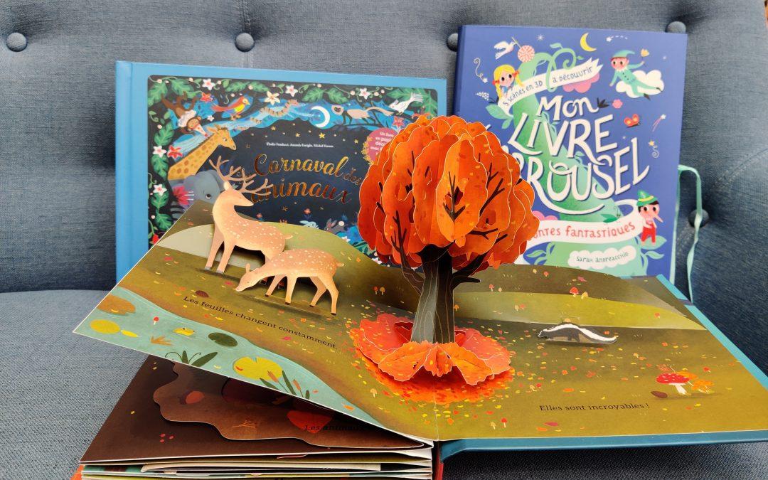 Lecture Enfants : La magie du livre Pop-Up