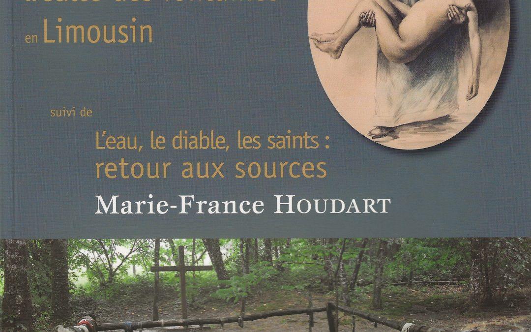 SAMEDI 30 JANVIER : Marie-France Houdart en dédicace