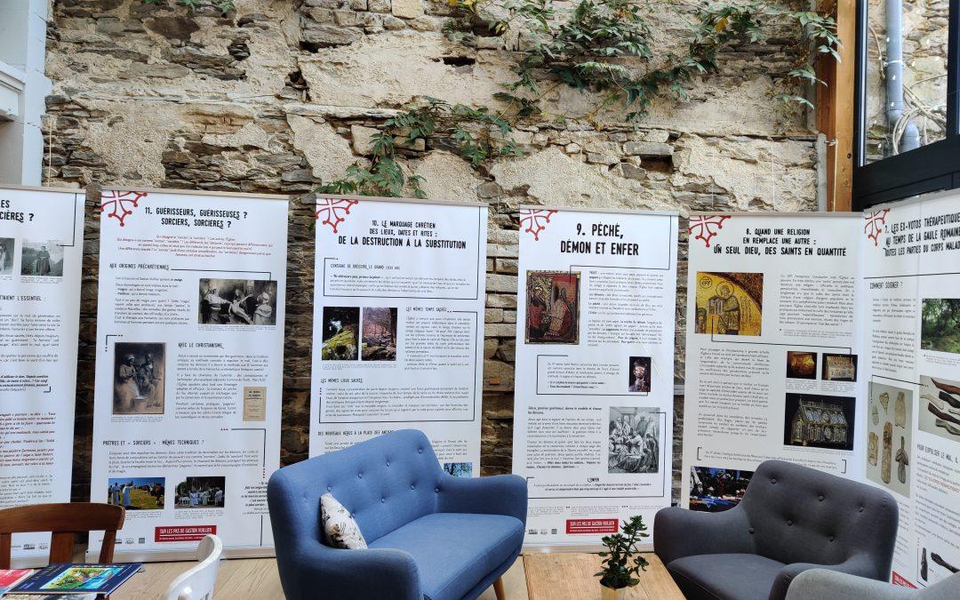 Nouvelle Exposition : «Magie et bonnes fontaines en Limousin»