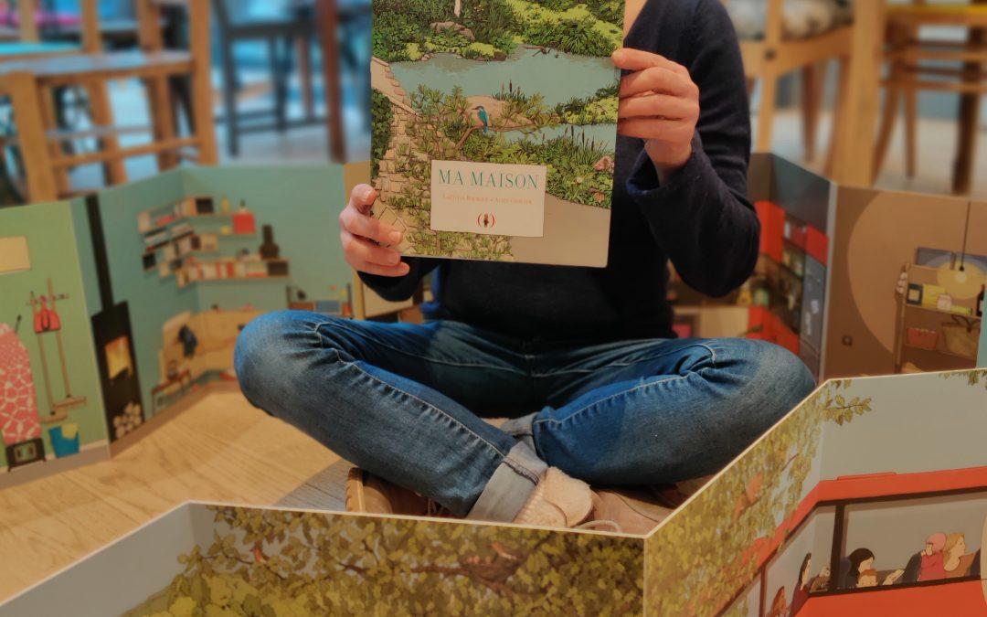 Livre jeunesse : Ma Maison !