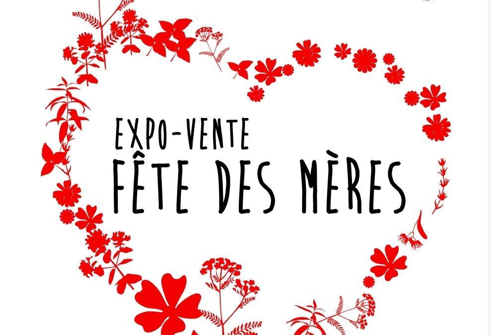 BOUTIQUE EPHEMERE / Fête des mères !