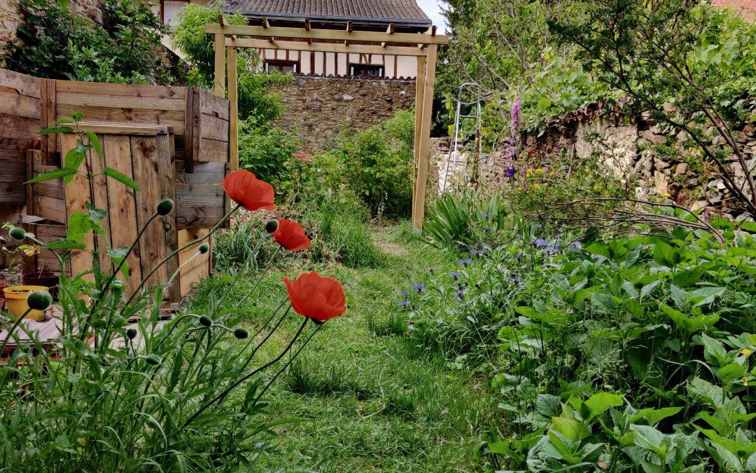SAMEDI 5 JUIN / Troc de plantes au jardin !