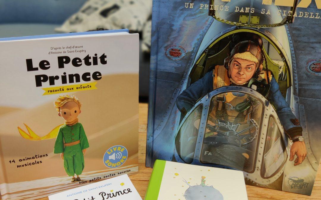 Le Petit Prince a 75 ans !